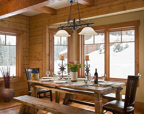 Best of Both Worlds: Planning a Ski Lodge