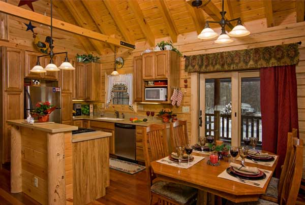 roadside_log_home_kitchen