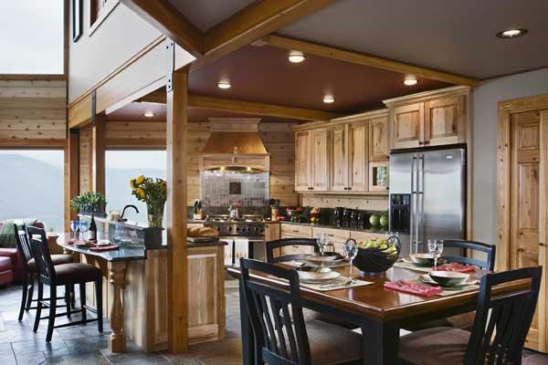 lake_log_home_kitchen