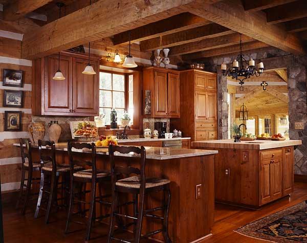 tennessee_log_kitchen