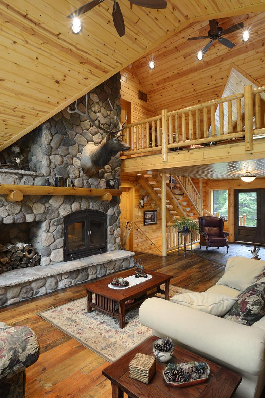 Tomahawk Log and Country Homes Inc – Tomahawk Log Home Floor Plans