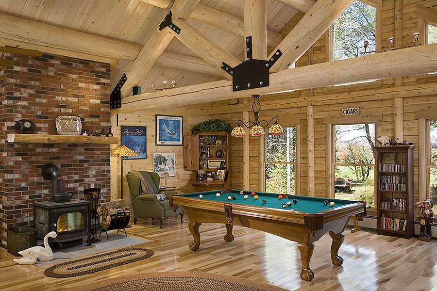 Ward Cedar Log Homes