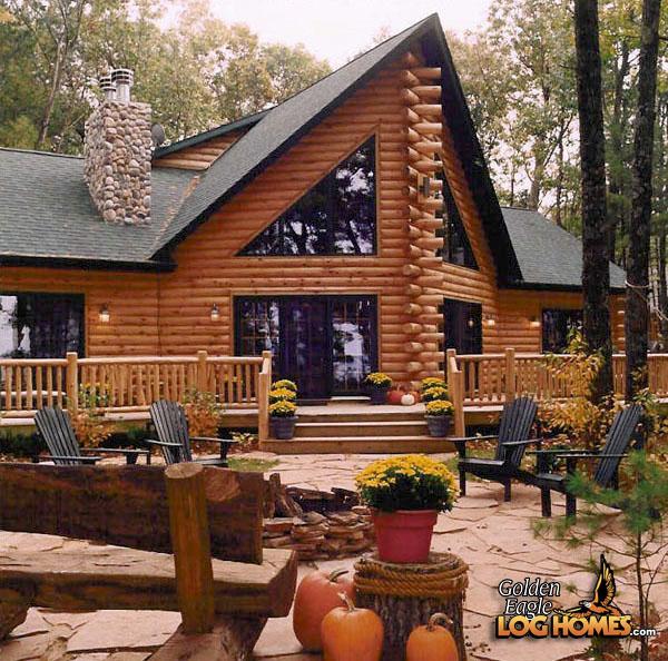 Golden Eagle Log Homes Inc