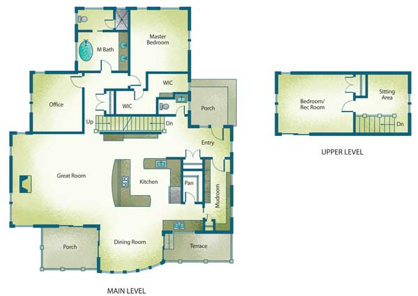 The lifestyle home timber home design for Timber frame floor plans