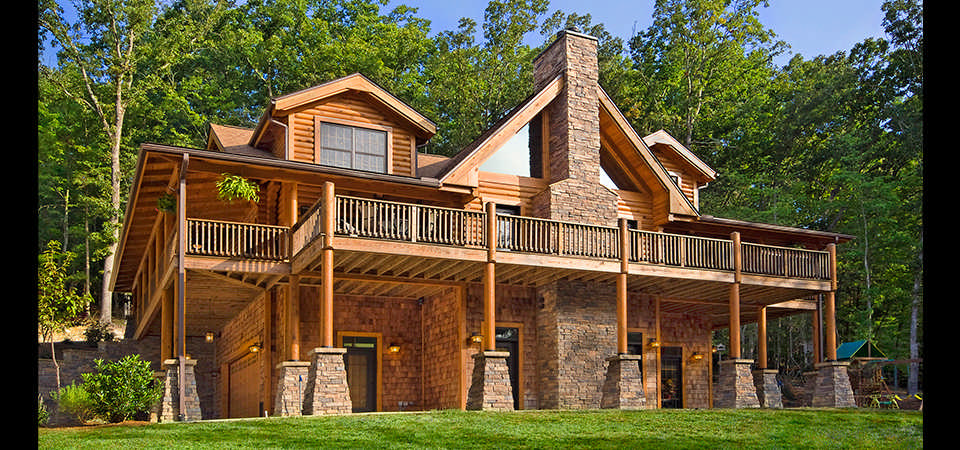 Broyhill Wiles Log Amp Timber Frame Builders