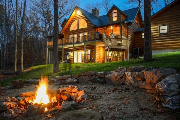 Honest Abe Log Homes, Inc., timber frame