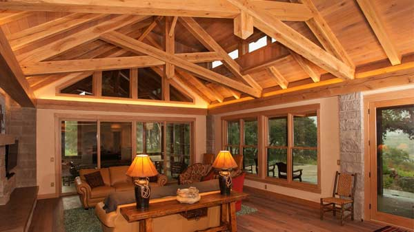 Texas Timber Frames
