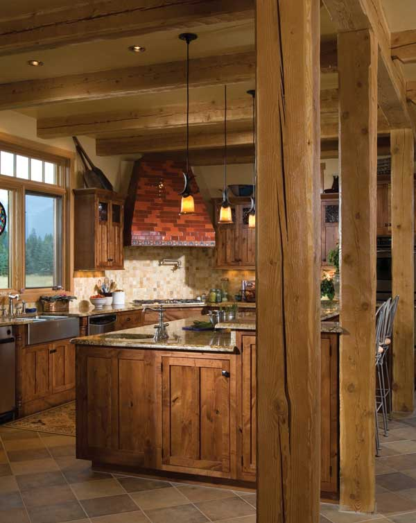 Rustic Cabinets On Pinterest Western Bathrooms Tubs And