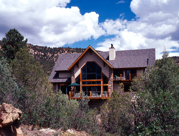 Cool Mountain Art A Post And Beam Home Download Free Architecture Designs Ferenbritishbridgeorg