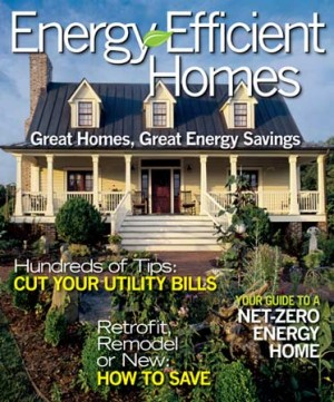 Energy-Efficient Homes Cover