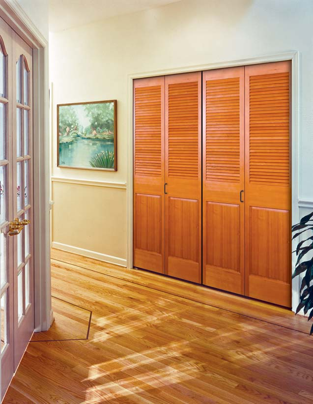 Masterfully Designed Timber Home Doors