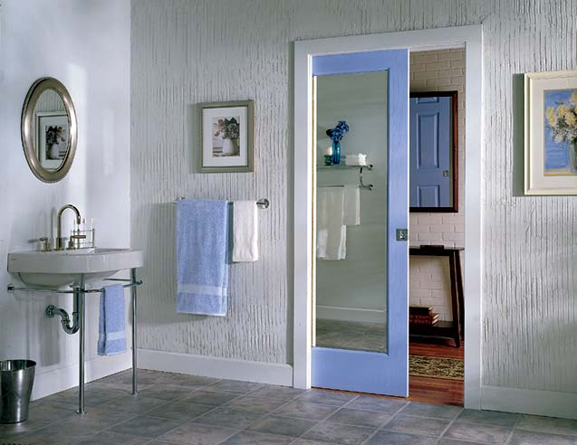 Pictures Of Louvered Pocket Door