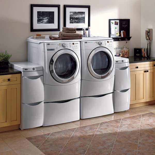 users short and tall can sit to access front load washers and dryers multilevel. Interior Design Ideas. Home Design Ideas