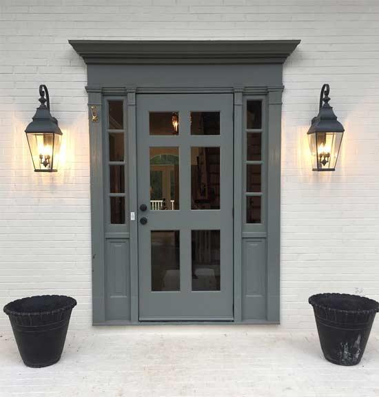 Previous Next & Vintage Doors