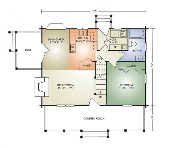 First Floor 16732