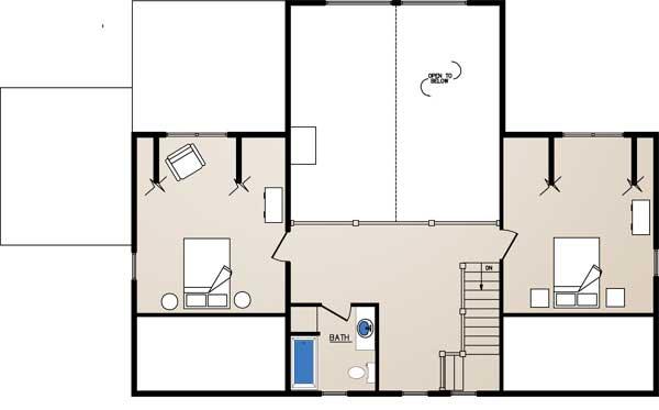 Second Floor 6698