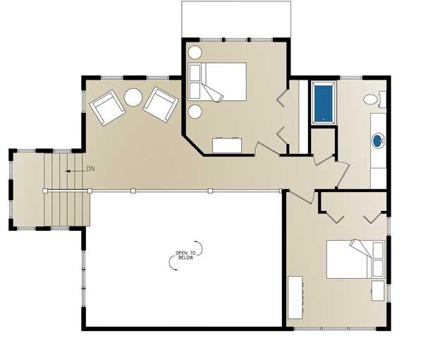 Second Floor 6740