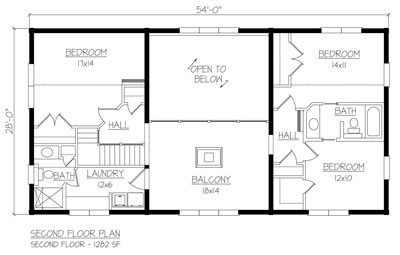 Second Floor 12747