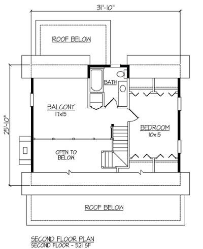 Blue ridge log home plan by hearthstone inc for Hearthstone homes floor plans