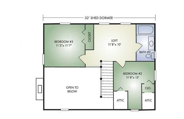 Second Floor 16733