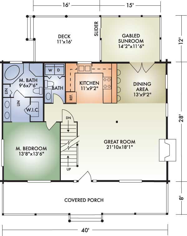 First Floor 13351