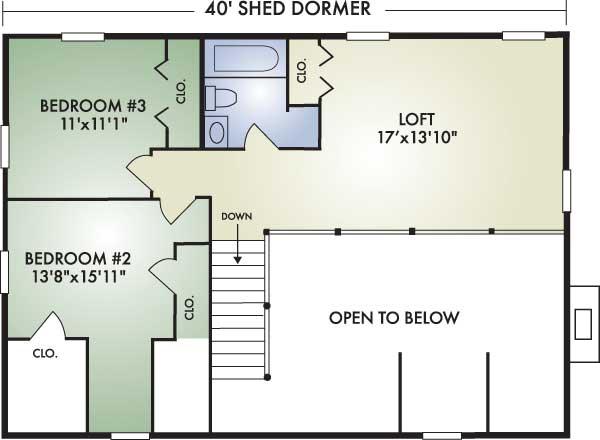 Second Floor 13352