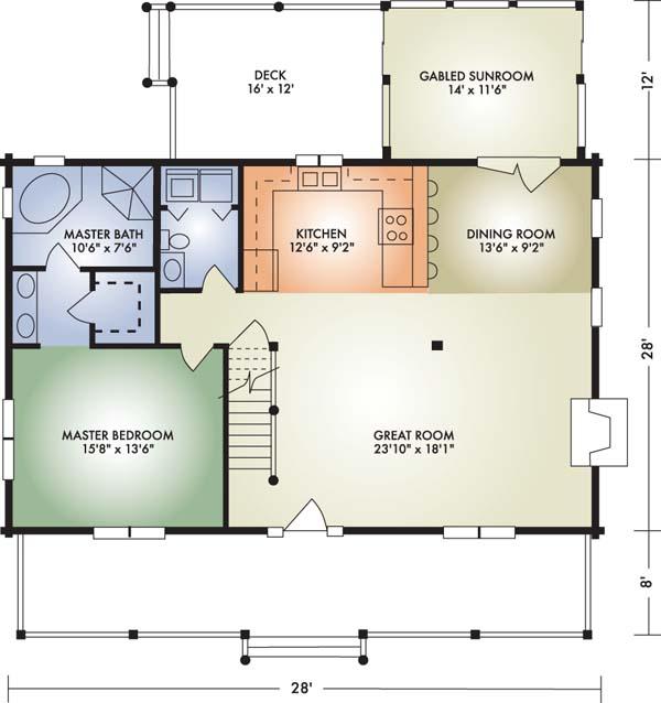 First Floor 13801