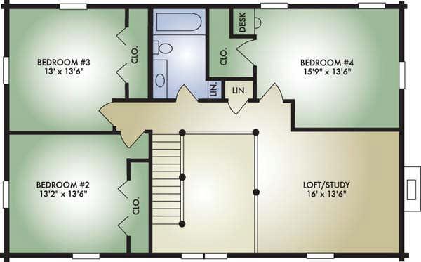 Second Floor 13802