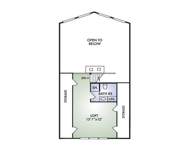 Second Floor 16642
