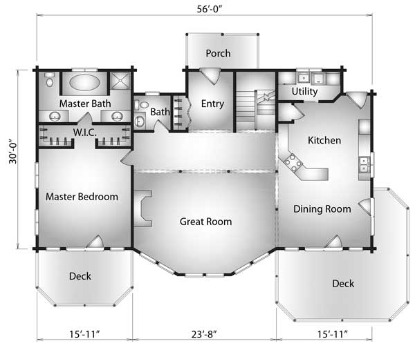 LakeviewFloorPlan1