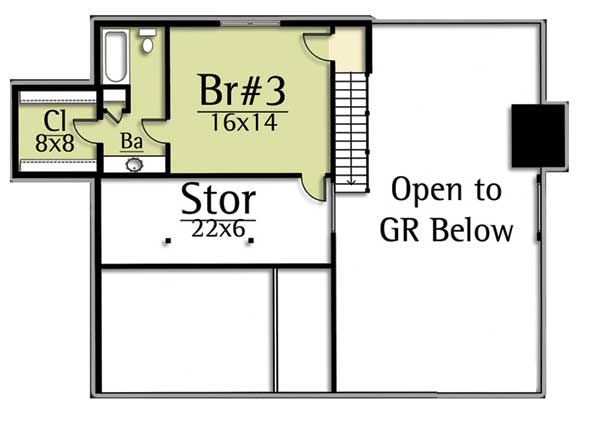 Second Floor 13518