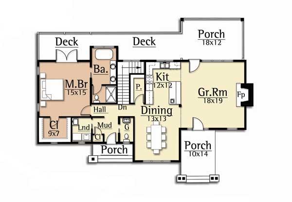 First Floor 17744