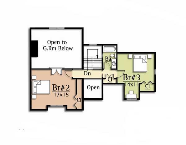 Second Floor 17775