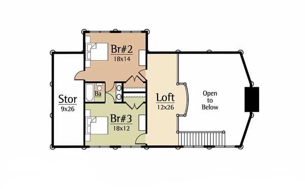 Second Floor 17713