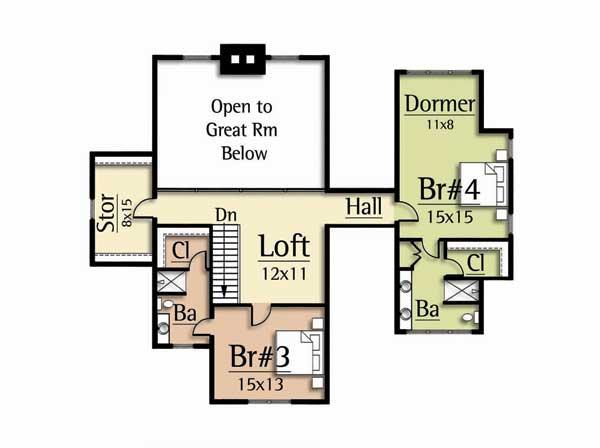 Second Floor 17725