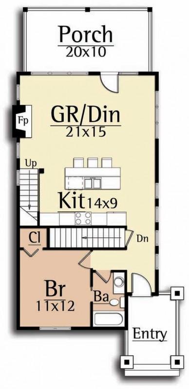 First Floor 17953