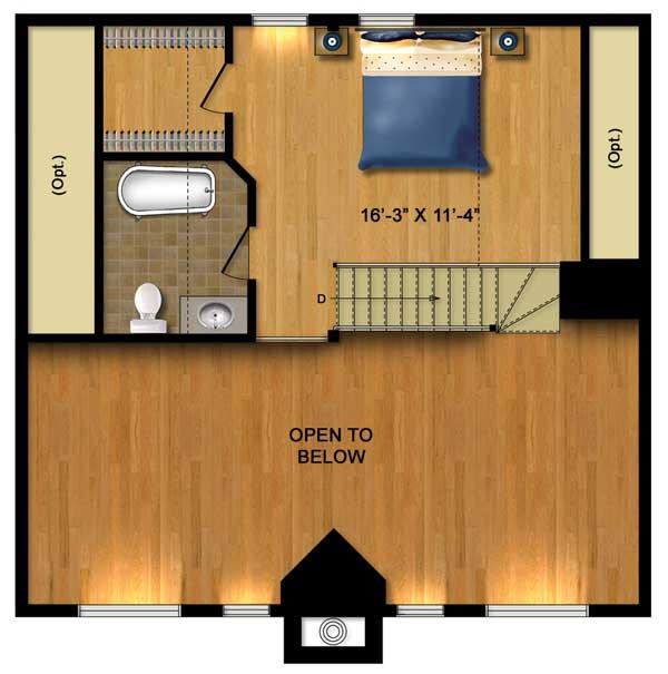 Second Floor 16394