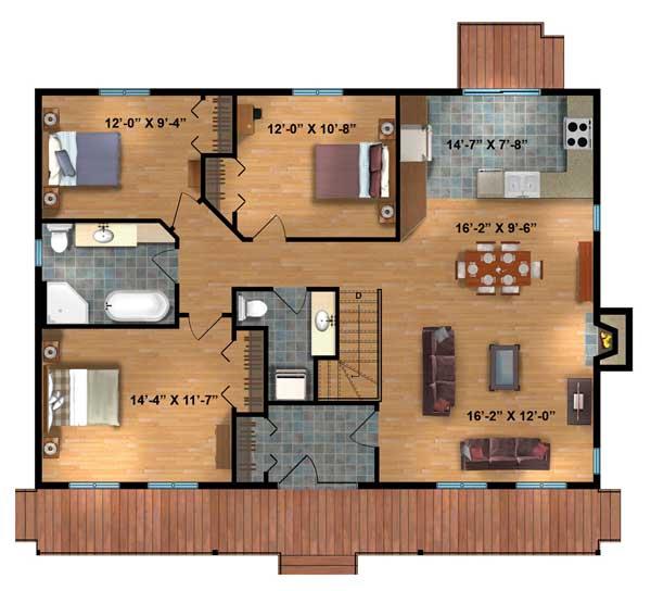 First Floor 16434