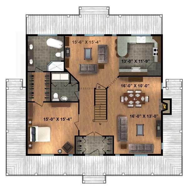 First Floor 16422