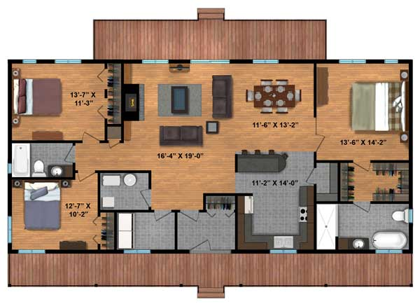 First Floor 16431