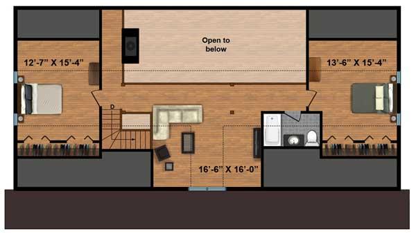 Second Floor 16419