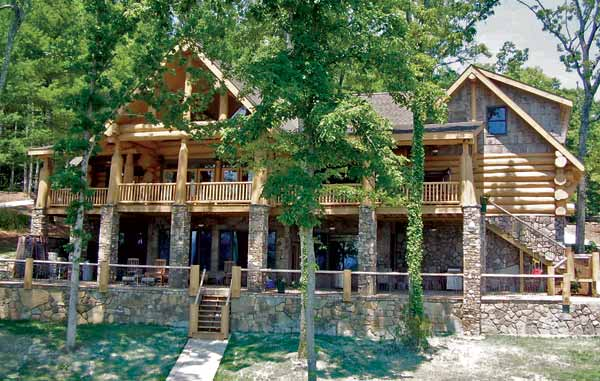 Homes Of Integrity Floor Plans: Integrity Log Home Plan By Log Homes Canada