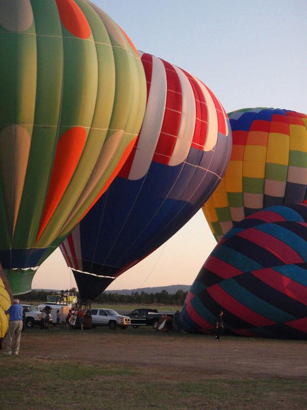 Legends Balloon Rally