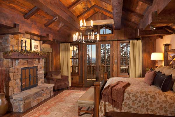 Ideas Dream House Master Bedrooms Fireplace Homes