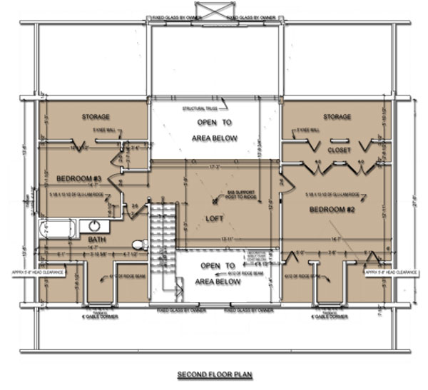 Mamas House Home Plan by Natural Element Homes