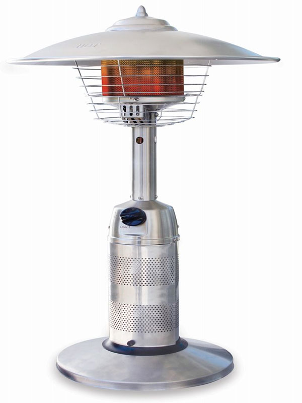Propane Patio Heater With Table Outdoor S