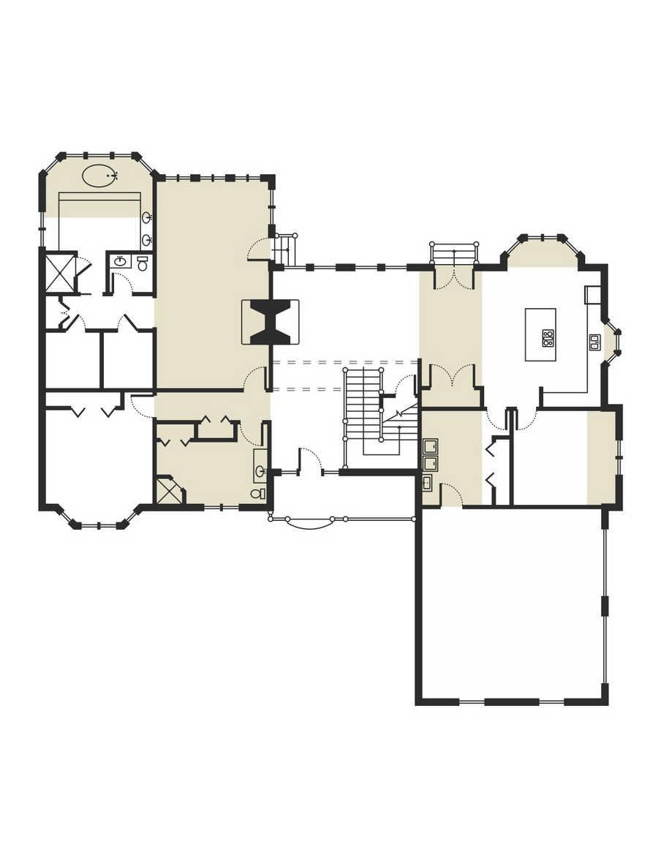 Tuscany floor plan