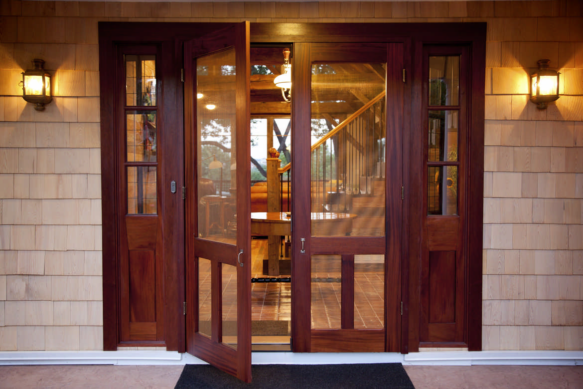 2013 readers 39 choice awards winners for Storm doors for double entry doors