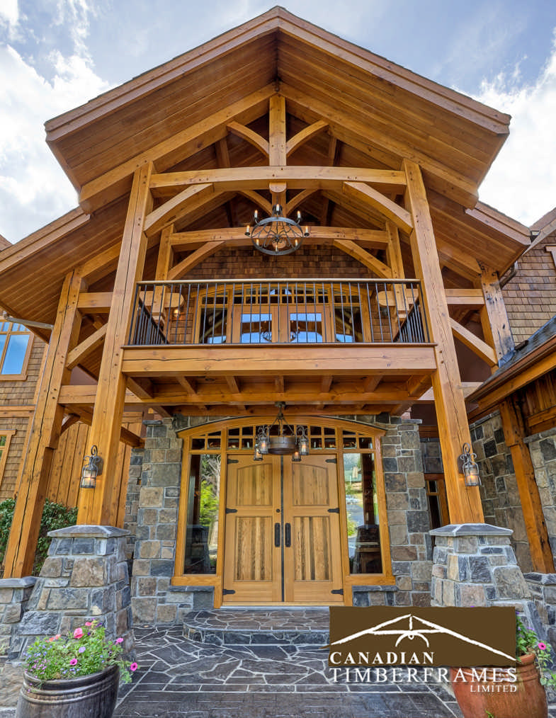 Canadian Timber Frames 3