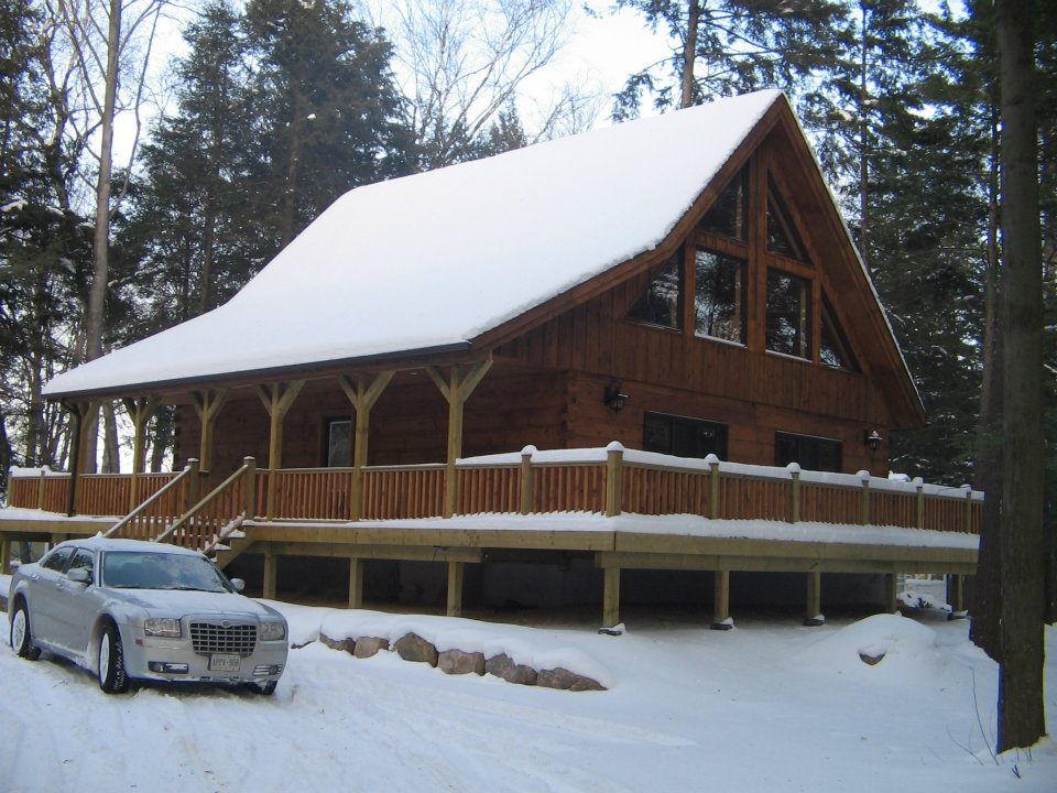 Tennessee heritage log homes for Cypress log home prices